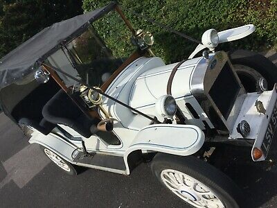 Siva Model T Ford Car 1945 Doctor Who Bessie Rare Opportunity