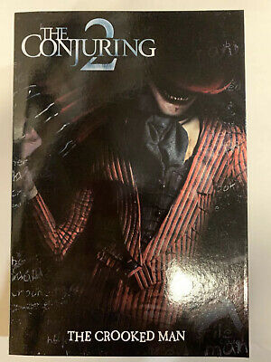 "Neca The Conjuring 2 Universe The Crooked Man Aka Valak 7"" Figure New In Box"
