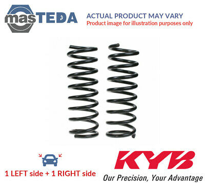 2x KAYABA REAR COIL SPRING PAIR SET RH6786 G NEW OE REPLACEMENT