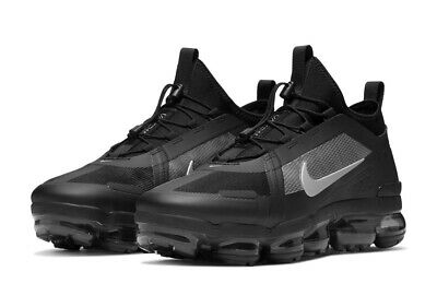 Nike Air Vapormax 2019 Utility Mens Trainers Uk Size 10 45 BV6351 001 Black New