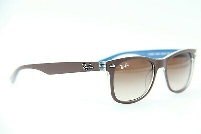New Ray-Ban Junior Rj 9052S 7035/13 Brown Authentic Frames Rx Sunglasses 48-16