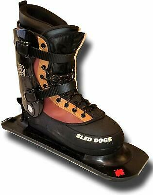 Sled Dogs K9 Downhill Skates. New Size 12
