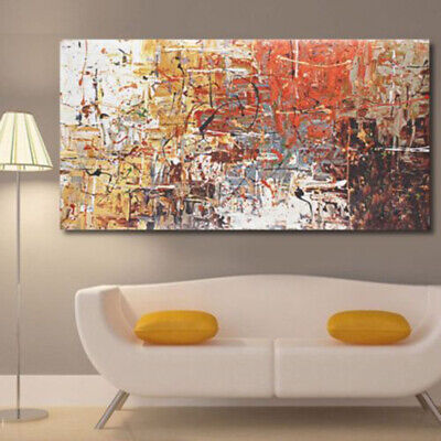Unframed Oil Painting Picture Abstract Art Canvas Print Home Room Wall Decor
