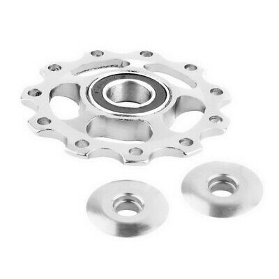 Bicycle Aluminum Jockey Wheel Pulley Gear Guide 11T MTB Derailleur Replacement
