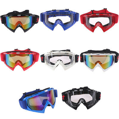 Adult Goggles Motorcycle Motocross Racing  Dirt Bike Off Road Eyewear ZH