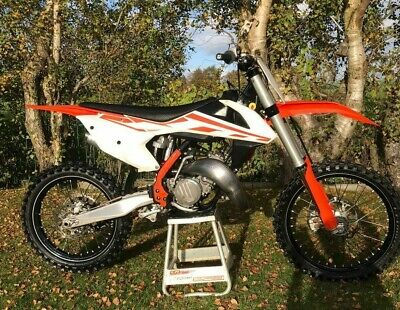 ktm 125 sx 2017  owned from new