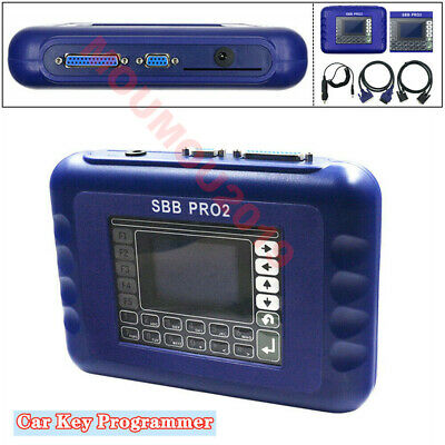 V48.99 SBB PRO2 Key Programmer Tool No Token Limitated Fit for Ford Fiat Dodge