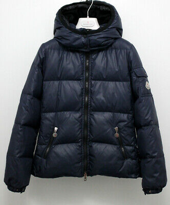 Authentic Moncler Real Down Puffa Jacket with Removable Hood