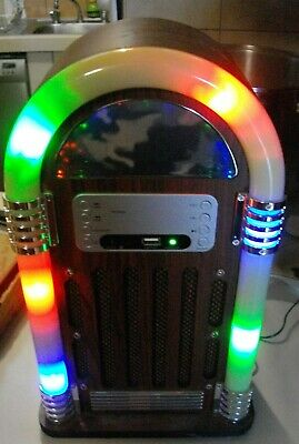 Juke Box Radio Audiosonic