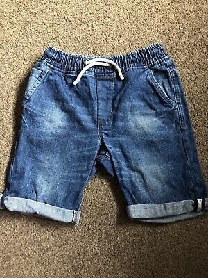 Next Pull On Denim Shorts Age 9 Years
