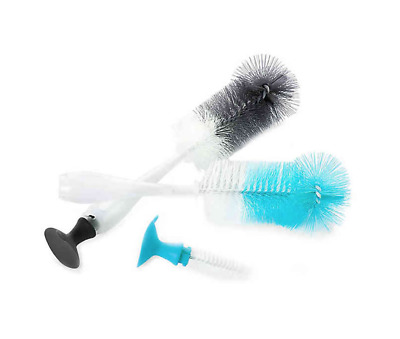 Evenflo Bottle Brushes with Nipple Brush