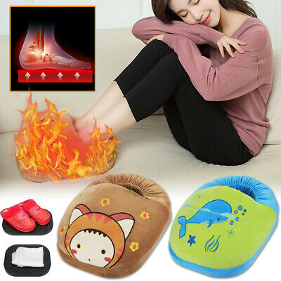 Electric Heated Foot Warm USB Plug Massager Comfort Warmer Comfort Feet Bauer US