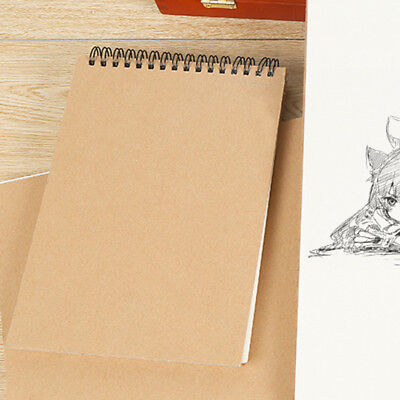 1 Pack New A5 ARTIST SKETCH DRAWING BOOK PAD 30-SHEETS SKETCHING SHEETS PAPER