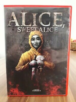 "DVD ""Alice, Sweet Alice"" - Horror Extreme Collection - FSK18"