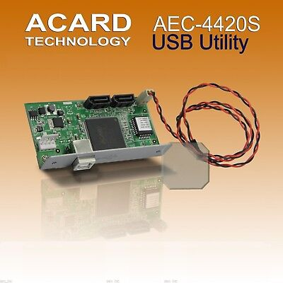 Acard AEC-4420s USB Port to suit many ACARD Duplicator Controllers (The Last One