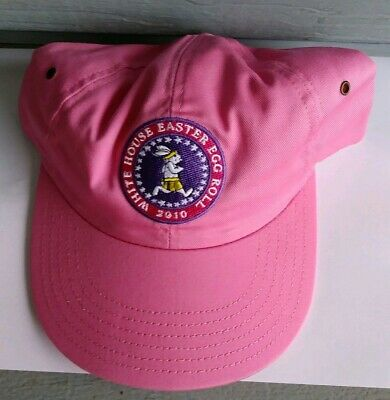 Green White House Easter Egg Roll 2014 Ball Cap Hat