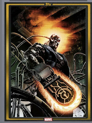 Topps Marvel Collect Comic Book Day Cover Gold Ghost Rider 2099 #1 -DIGITAL CARD