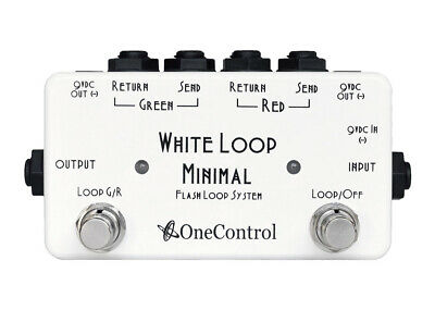 One Control White Loop 2 Channel Loop Flash Switcher DEMO