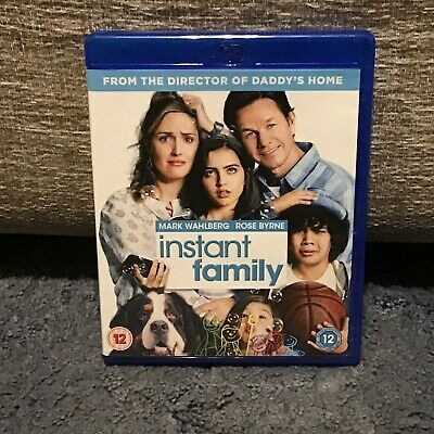 Instant family Blu Ray - Mark Wahlberg
