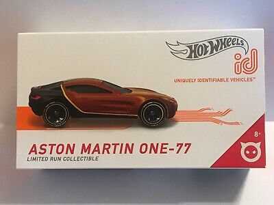 Hot Wheels Id Aston Martin One-77 2019 Speed Deamons New In Sealed Box