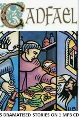 Cadfael Audio Books DRAMATISED MP3 CD talking books *Great BUY* 5 GREAT BOOKS!!!