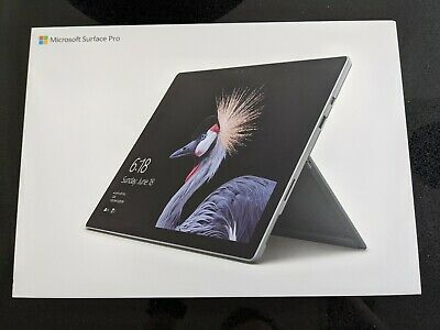 Microsoft Surface Pro 5 2017 - Core i5 8GB RAM 256GB SSD + Bag, Pen & Type Cover