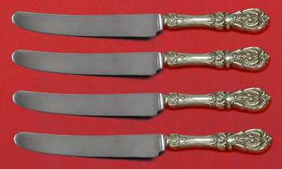 Francis I by Reed and Barton Sterling Silver Fruit Knife Set 4pc Custom HHWS