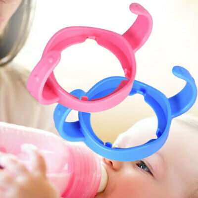 Baby Cup Nature Feeding Bottle Handles Holder Easy Grip For Tommee Tippee  XZW