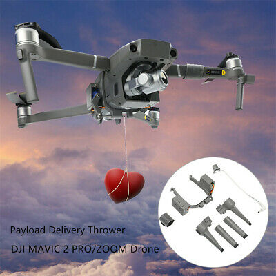 Drone Accessories Part Air-Dropping Thrower for DJI Mavic 2 Pro /& Zoom RC1097