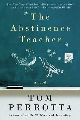 The Abstinence Teacher by Tom Perrotta (English) Paperback Book Free Shipping!