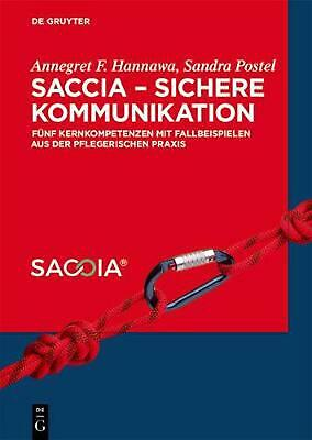 Saccia - Sichere Kommunikation by Annegret Hannawa (German) Hardcover Book Free