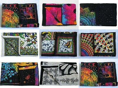 Wholesale Lots 10 Pcs Indian Baby Quilt Print Handmade Cotton Kantha Bed Covers