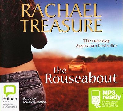 Rachael TREASURE / The ROUSEABOUT    [ Audiobook ]