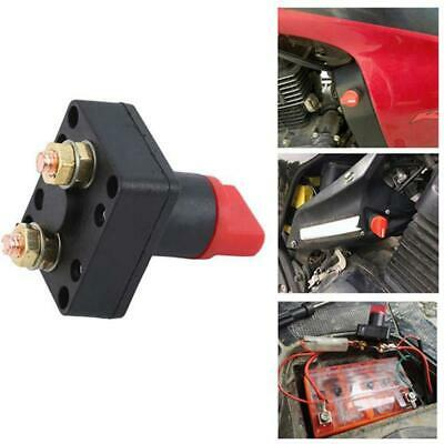 Battery Isolator Master Disconnect Power Cut Off Kill Switch Motorcycle Car New