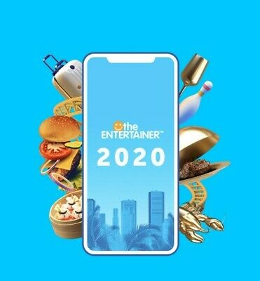 Dubai Entertainer 2020 - 7 Day App Rental
