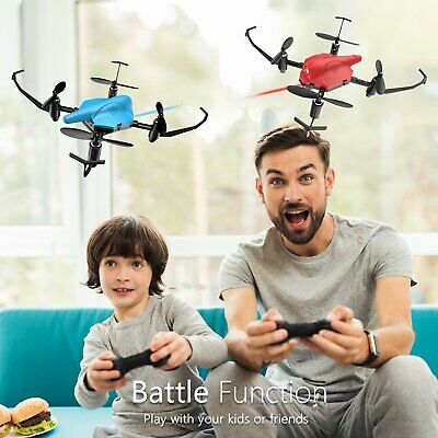 Holy Stone HS177 RC Battle Drones with Infrared Emission Quadcopter 2 drone gift