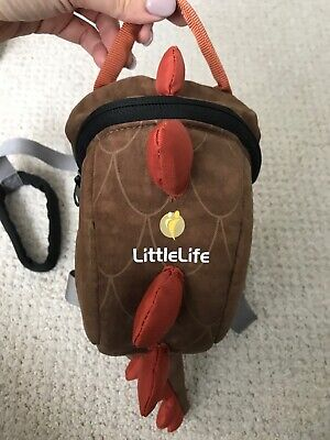 Little Life Dinosaur Backpack Walker