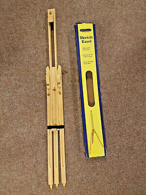 Sketch/ Drawing Easel, Boldmere, Studio And Field, pine,  BNWT, Free Postage!