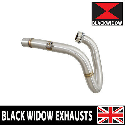 DRZ 400 S/SM/E Performance Exhaust Header Front Pipe