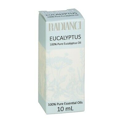 NEW Radiance Eucalyptus 100% Pure Oil By Spotlight