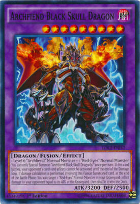 YUGIOH Red-Eyes B. Dragon Deck Complete 40 - Cards + Extra