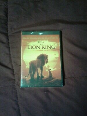 The Lion King (DVD  Brand New