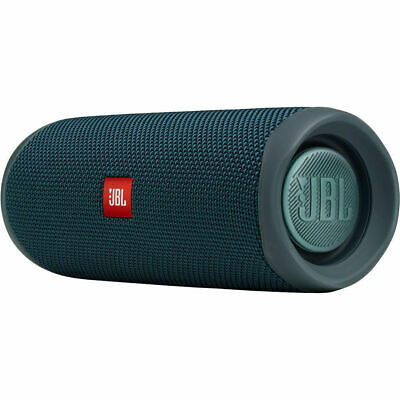 JBL Flip 5 Waterproof Portable Rechargeable Bluetooth Speaker - Blue *FLIP5BLU