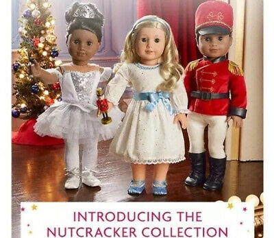 American Girl Limited Edition Nutcracker Prince Clara And Snow Queen