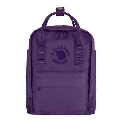 SALE EVENT Fjallraven Mini Re-Kanken Deep Violet