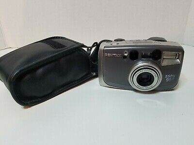 Pentax Espio 95S 35mm Point and Shoot Film Camera w/38-95mm Zoom Lens