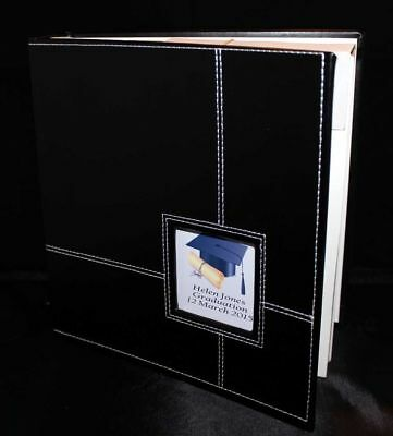 Graduation Personalised gift Photograph album to treasure | Cellini Albums #1