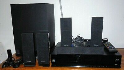 Sony BDV-E570 5.1 Channel Home Theater System