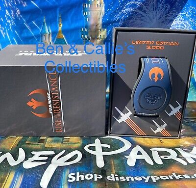 Disney Parks Star Wars Galaxy's Edge Rise Of The Resistance Magicband Magic Band