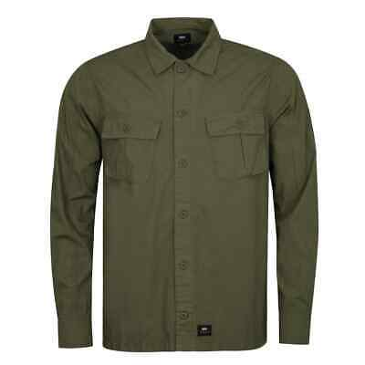 15% OFF! Edwin Corporal Shirt Military Green